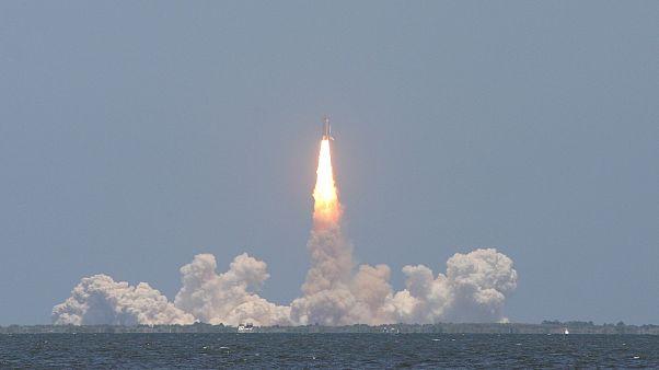 هند سنگینترین راکت فضاپیمای خود را پرتاب کرد