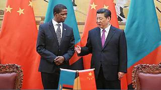 China angry at Zambia's detention of 31 Chinese illegal miners