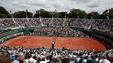 Un jour à Roland-Garros