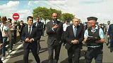 Menace terroriste : Edouard Philippe tente de rassurer