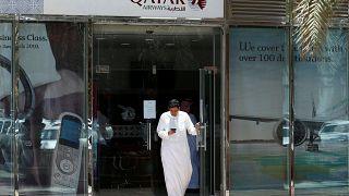 Qatar's diplomatic isolation
