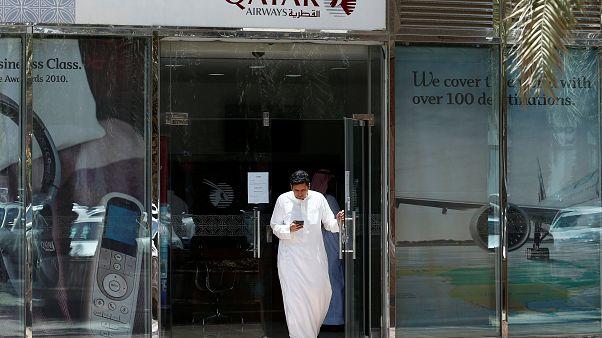 Katar: Arap ülkelerinin kararına şaşırdık, iddialar asılsız