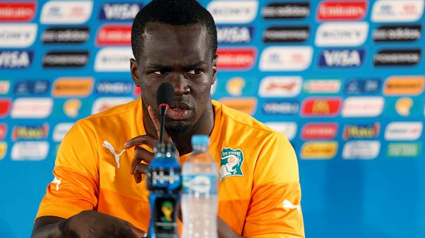 Former Ivory Coast and Newcastle footballer Cheick Tiote dies after training with Chinese club