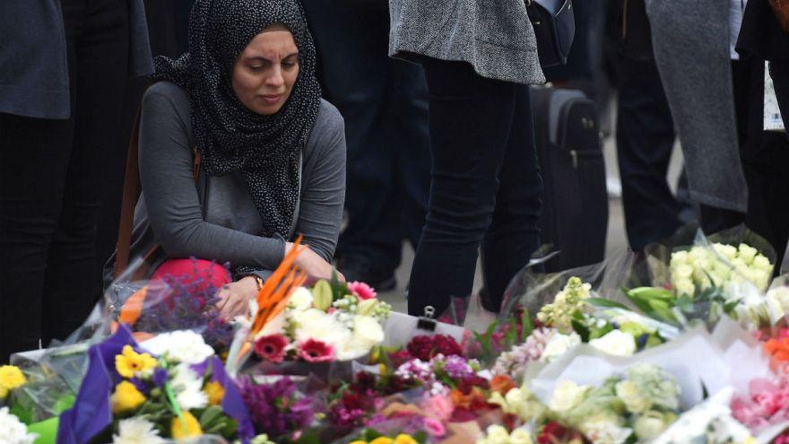 Londres: homenaje de la comunidad musulmana