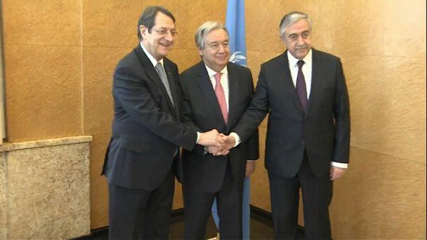 Wiedervereinigung Zyperns: Neue Verhandlungen