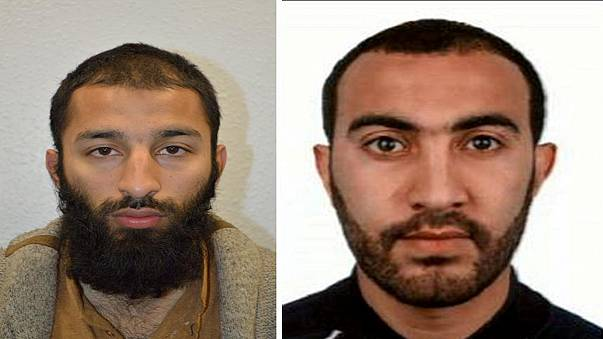 Police name two London Bridge attackers