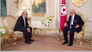 French foreign minister assures Tunisia of security cooperation