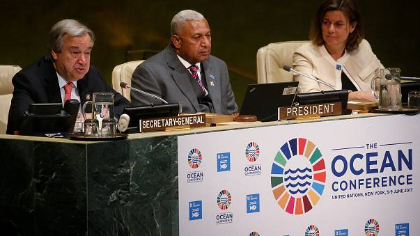 UN calls on world to save our oceans