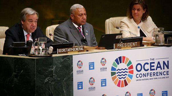 ONU: Cinco dias para alcançar compromissos sobre os oceanos