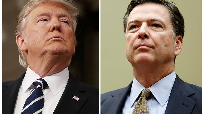 Trump won't block Comey testimony