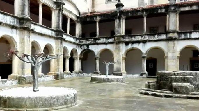 Gravações polémicas no Convento de Cristo