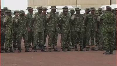Ecowas forces start withdrawing from Guinea Bissau