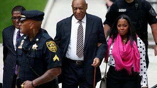 Bill Cosby trial begins