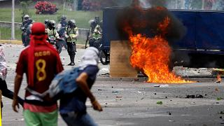 Venezuela ana muhalefet liderinden eyleme devam mesajı