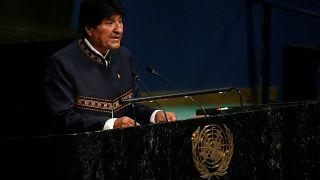 "Evo Morales: ""USA wollen an Venezuelas Öl"""