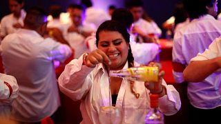 Messico, battuto il record del mondo di Gin tonic