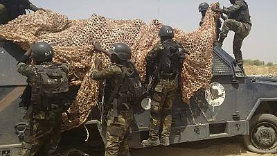Cameroon arrests about 30 anti-Boko Haram soldiers over bonus protests