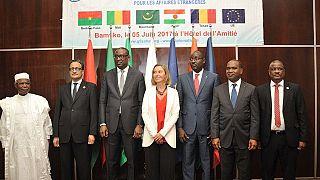 Mali : l'UE annonce une aide de 50 M EUR pour créer une force conjointe du G5 Sahel