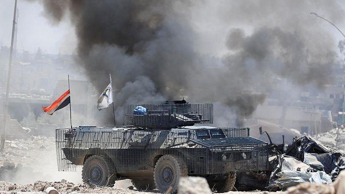 أيام قليلة وتتحرر الموصل