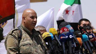 """قوات سوريا الديمقراطية تعلن انطلاق معركة الرقة """"الكبرى"""""""