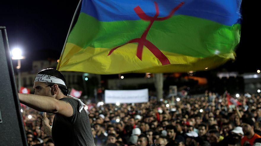 تواصل الاحتجاجات في الحسيمة المغربية لليوم العاشر على التوالي