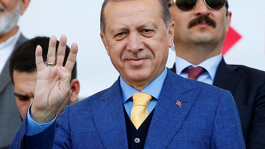 إردوغان يباشر جهودا دبلوماسية لحل الأزمة القطرية