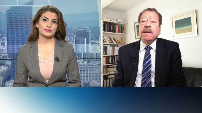 """Abdelbari Atwan: """"La crisis del Golfo es por los vínculos de Catar e Irán"""""""