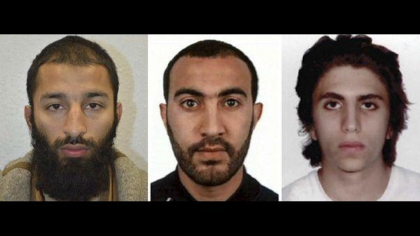Полиция назвала имя третьго лондонского террориста