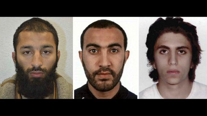 Le 3ème terroriste de Londres identifié