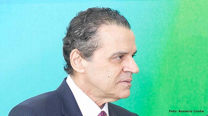 Henrique Eduardo Alves detido