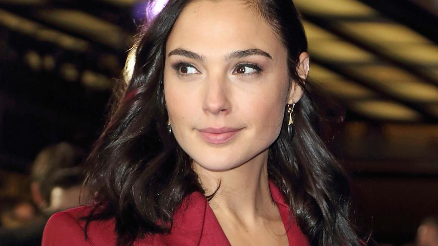 Gal Gadot seen at the Ralph Breaks the Internet: Wreck it