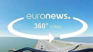 Ολλανδία: Μέτρα για τις πλημμύρες και την άνοδο της στάθμης των νερών από την κλιματική αλλαγή