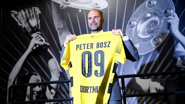 Peter Bosz sustituye a Thomas Tuchel en el Borussia Dortmund