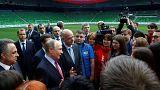 Rusia aspira a organizar una Copa Confederaciones y un Mundial sin incidentes