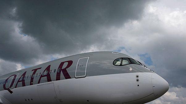Akadozik a katari légiközlekedés és élelmiszer-ellátás