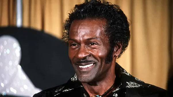 Chuck Berry rocks on from beyond the grave