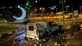 Συγκρούσεις στο κεντρικό Ισραήλ