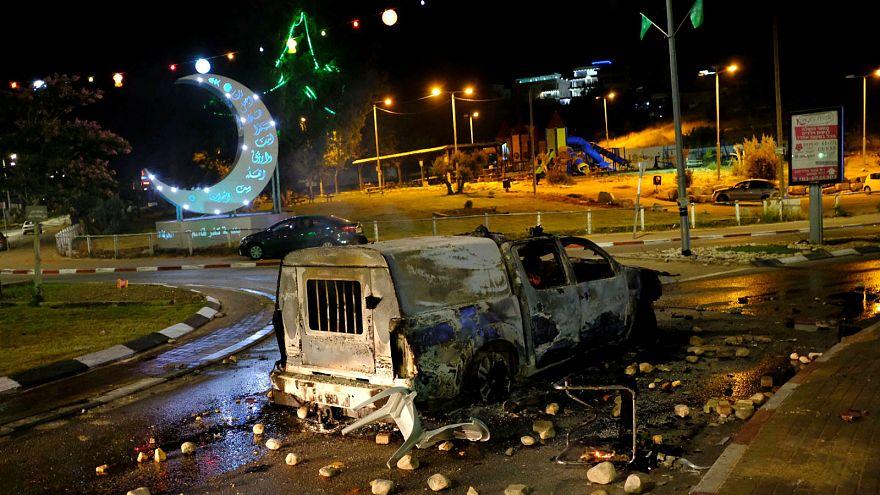 İsrail'de Arap protestocunun ölümü gerilimi arttırdı