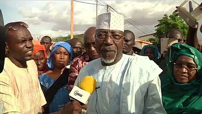 Un opposant nigérien condamné à trois mois de prison avec sursis