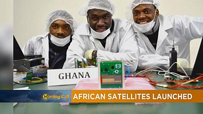 Deux satellites africains lancés dans l'espace en une semaine [Hi-Tech]