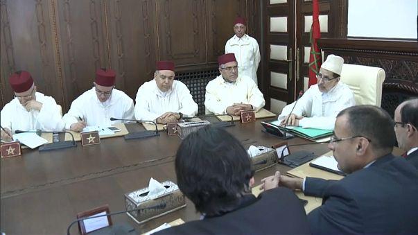 اجتماع حكومي لدراسة مطالب المحتجين في الحسيمة