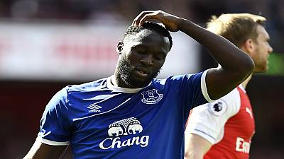 Everton's Lukaku says his future is decided