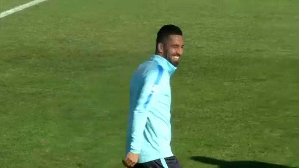 Туран ушел из сборной Турции