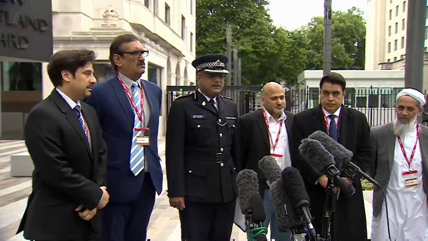 London attack: Muslims ''must do more'' to stop terror