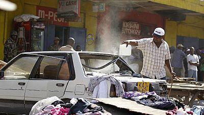 Three killed in bomb attack in eastern Kenya