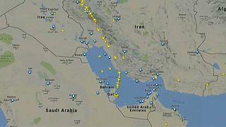 ما هي الخطوط الجوية للطائرات المتوجهة من والى قطر