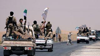 Le forze curdo-siriane avanzano nella riconquista di Raqqa