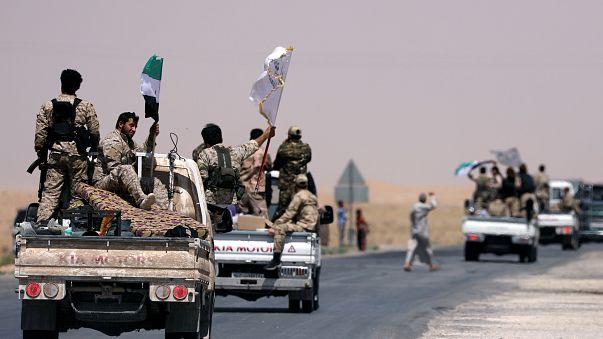 Síria: Começou a batalha para libertar Raqqa do controlo do EI
