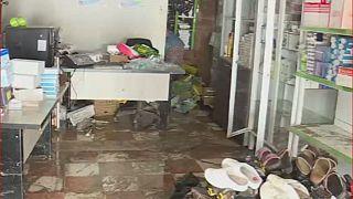 Deux morts et d'importants dégâts matériels dans des intempéries en Tunisie