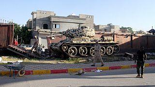 Algeria, Egypt and Tunisia push for political dialogue in Libya